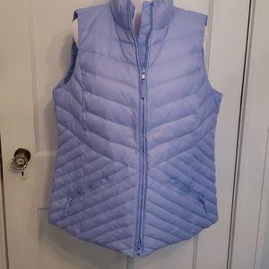 Talbots puffy vest